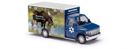 BUSCH 41847 Ford E-350 Medical Nr. 7 Moose Wyoming General Hospital Automodell 1:87 online kaufen