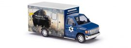 BUSCH 41848 Ford E-350 Medical Nr. 8 Bison Wyoming General Hospital Automodell 1:87 online kaufen