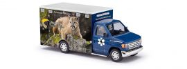 BUSCH 41849 Ford E-350 Medical Nr. 9  Mountain Lion Wyoming General Hospital Automodell 1:87 online kaufen