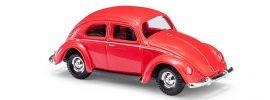 BUSCH 42710 VW Käfer Brezelfen. 1951 rot online kaufen