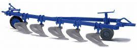 BUSCH 42851 Aufsattel-Beetpflug Fortschritt B200 Landwirtschaftsmodell 1:87 online kaufen