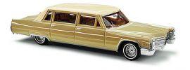 BUSCH 42955 Cadillac 66 Limousine braun Automodell 1:87 online kaufen