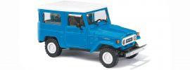 BUSCH 43033 Toyota Land Cruiser J4 blau | Automodell 1:87 online kaufen