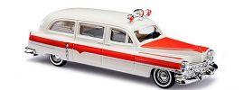 BUSCH 43457 Cadillac Station Wagon Ambulance | Modellauto 1:87 online kaufen