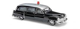 BUSCH 43458 Cadillac 52 Station Wagon Bestattungsfahrzeug Automodell 1:87 online kaufen