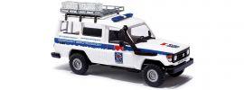 BUSCH 43517 Toyota HZJ 78 Bergwacht | Blaulichtmodell 1:87 online kaufen