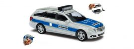 BUSCH 44264 MB E-Klasse T-Modell 'Filmfahrzeug', Blaulichtmodell 1:87 online kaufen