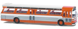 BUSCH 44509 US Bus Fishbowl orange | Busmodell 1:87 online kaufen