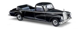 BUSCH 44807 Mercedes-Benz 300 Staatskarosse schwarz Automodell 1:87 online kaufen