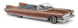 BUSCH 45118 Cadillac Eldorado Cabriolet Metallic-goldbraun Automodell 1:87 online kaufen