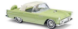 BUSCH 45242 Ford Thunderbird Cabrio 1956 hellgrün Automodell 1:87 online kaufen