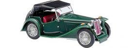 BUSCH 45913 MG Midget TC grün Automodell 1:87 online kaufen