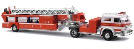 BUSCH 46009 LaFrance US Leitertrailer Summit N.J. | Blaulichtmodell online kaufen