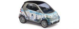 BUSCH 46119 Puzzlesmart skyline Smart Fortwo 2007 Automodell 1:87 online kaufen