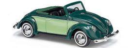BUSCH 46714 VW Hebmüller Cabrio grün | Automodell 1:87 online kaufen