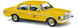 BUSCH 46867 Mercedes-Benz W123 Limousine Deutsche Post Automodell 1:87 online kaufen