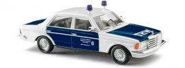 BUSCH 46870 Mercedes W123 THW | Blaulicht-Modell 1:87 online kaufen