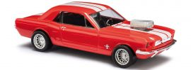 BUSCH 47575 Ford Mustang Coupe Muscle-Car Automodell 1:87 online kaufen