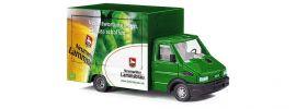 BUSCH 47931 Iveco Daily Ausschankwagen  Lammsbräu Automodell 1:87 online kaufen