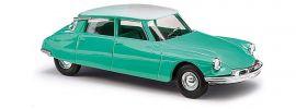 BUSCH 48020 Citroen DS 19 zweifarbig grün Automodell 1:87 online kaufen