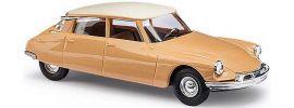 BUSCH 48022 Citroen DS zweifarbig orangebraun | Automodell 1:87 online kaufen