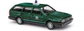 BUSCH 48117 VW Passat Bahnpolizei | Blaulichtmodell 1:87 online kaufen