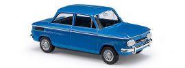 BUSCH 48413 NSU Prinz 1000TT blau Automodell 1:87 online kaufen