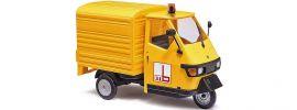 BUSCH 48494 Piaggio Ape 50 | Max Bögl | Modellauto 1:87 online kaufen