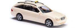 BUSCH 49466 Mercedes-Benz E-Klasse Taxi | Modellauto 1:87 online kaufen