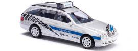 BUSCH 49467 Mercedes-Benz E-Klasse Service-Fahrzeug | Blaulichtmodell 1:87 online kaufen