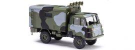 BUSCH 50238 Robur LO 2002 A in Tarnfarben   Militaria-Modell 1:87 online kaufen