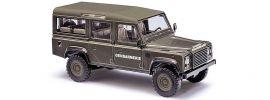 BUSCH 50359 Landrover Defender Gendarmerie Militärfahrzeug 1:87 online kaufen