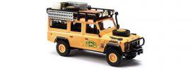 BUSCH 50371 Land Rover Defender Camel Trophy Italien Autmodell 1:87 online kaufen
