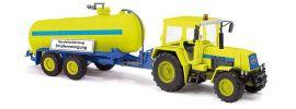 BUSCH 50410 Traktor Fortschritt ZT323 Baustellenfzg Landwirtschaftsmodell 1:87 online kaufen