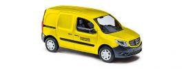 BUSCH 50606 Mercedes-Benz Citan Deutsche Post Automodell 1:87 online kaufen