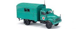 BUSCH 50810 Hanomag AL28 MKW Lazarettwagen | Blaulichtmodell 1:87 online kaufen