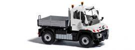 BUSCH 50916 Mercedes-Benz Unimog U430 weiss Einsatzfahrzeug 1:87 online kaufen