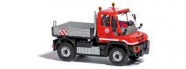 BUSCH 50925 Mercedes-Benz Unimog U 430 Colonia LKW-Modell 1:87 online kaufen