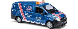 BUSCH 51111 Mercedes Vito Merz und Pilini | Automodell 1:87 online kaufen