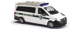 BUSCH 51117 Mercedes-Benz Vito Bergrettung Österreich Blaulichtmodell 1:87 online kaufen