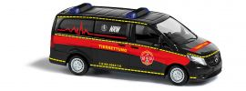 BUSCH 51137 Mercedes-Benz Vito Transporter Tierrettung Blaulichtmodell 1:87 online kaufen