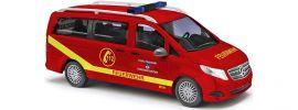 BUSCH 51169 Mercedes-Benz V-Klasse FW Karlstein | Blaulichtmodell 1:87 online kaufen