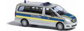 BUSCH 51170 MB V-Klasse Autobahnpolizei Berlin | Automodell 1:87 online kaufen