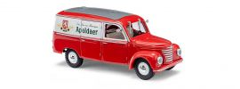 BUSCH 51208 Framo V901/2 Kastenwagen Apoldaer Bier Automodell 1:87 online kaufen