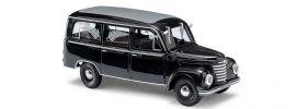 BUSCH 51257 Framo B901/2 Bus Bestattungsfahzeug mit Sarg Automodell 1:87 online kaufen