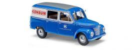 BUSCH 51271 Framo V901/2 Halbbus Konsum Automodell 1:87 online kaufen