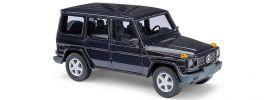 BUSCH 51401 Mercedes-Benz G-Klasse dunkelblau Automodell 1:87 online kaufen