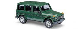 BUSCH 51402 Mercedes-Benz G-Klasse grün Automodell 1:87 online kaufen