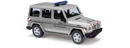BUSCH 51414 Mercedes-Benz G-Klasse 1990 Gas-Notdienst Automodell 1:87 online kaufen
