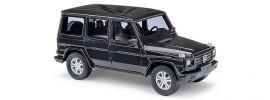 BUSCH 51450 Mercedes-Benz G-Klasse facelift schwarz Automodell 1:87 online kaufen